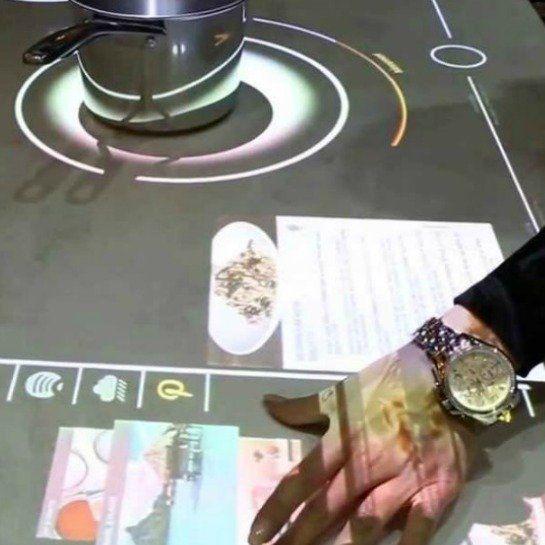 Whirlpool Interactive Cooktop