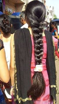Picssr: indian braided hair's most interesting photos ...