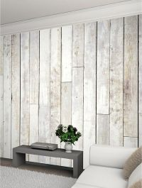 Whitewash Wood Panel Wall Mural, http://www.very.co.uk ...