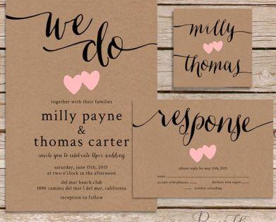 Cool Wedding Invites