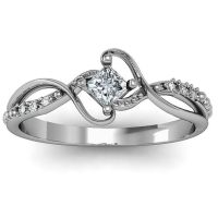 Promise rings, Beautiful promise rings and Rings on Pinterest