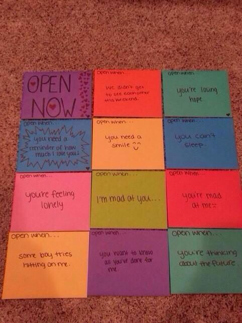 Little Messages For Your Girlfriend Or Boyfriend Cutest
