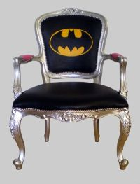 Batman, Chairs and Dinning set on Pinterest