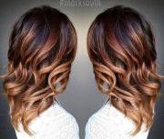cute fall hair colors and highlights