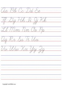 All Worksheets  Handwriting Worksheets Maker - Printable ...