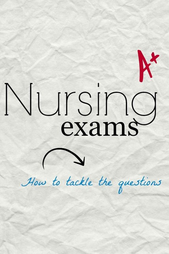 Tips and tricks to study for nursing exams and the NCLEX
