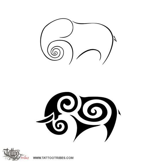 A symbol, Births and Ferns on Pinterest