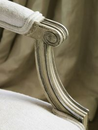 Perfect finish for Grandmother's Victorian chairs | Paint ...