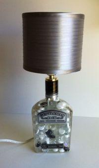 Upcycled/Recycled GENTLEMAN JACK Whiskey Liquor Bottle ...