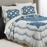Bedspreads, Products and Chenille bedspread on Pinterest