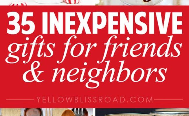 35 Gift Ideas For Neighbors And Friends Seasons