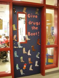 Red ribbon week, The cowboy and Toy story on Pinterest