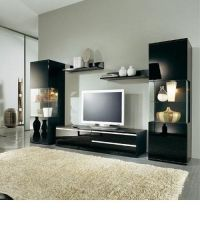 Modern living rooms, Modern living and Entertainment ...