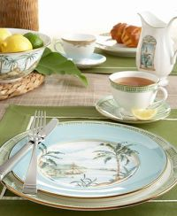 British colonial, Colonial and Dinnerware on Pinterest