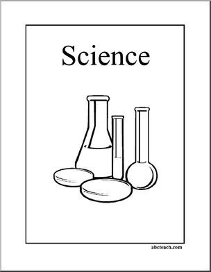 Portfolio covers, Science and Word puzzles on Pinterest