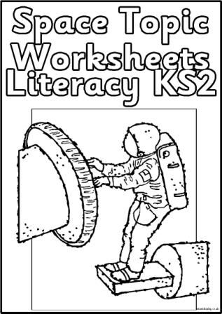 Space Theme teaching resources for KS1 and KS2 Children