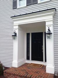 azek trim front door   Great Ideas To Upgrade Your Front ...
