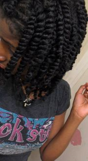 twists chunky and natural