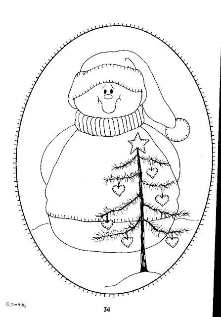 Christmas trees, Christmas embroidery and Snowman images