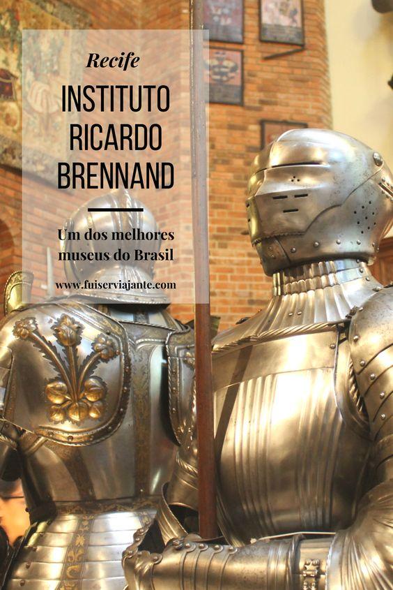 Museu Instituto Ricardo Brennand
