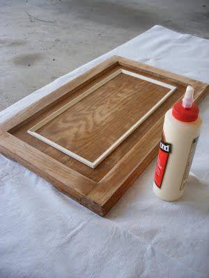 Adding trim to cabinets  Kitchen  Pinterest  Cabinets