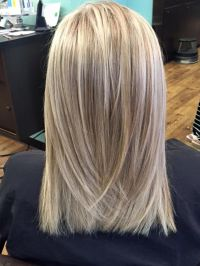 hair foils colour ideas beautiful colores and mechas ...