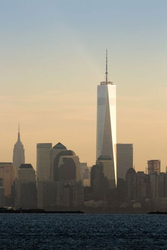 One World Trade Center designed by David Childs