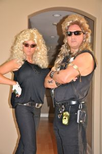 Dog the Bounty Hunter and Beth | Halloween costume ideas ...