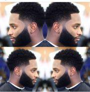 beards taper fade