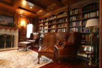 Best ideas about Mood Home Library, Ideal Library Office ...
