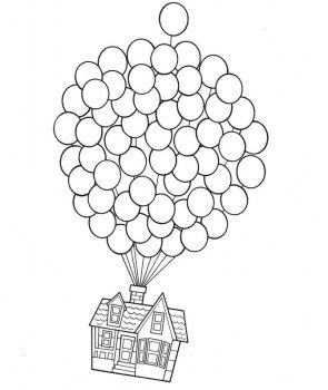Free Download http://www.supercoloring.com/pages/house-on