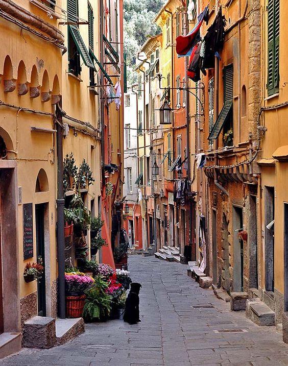 Porto Venere La Spezia Italy Amazing World Pinterest