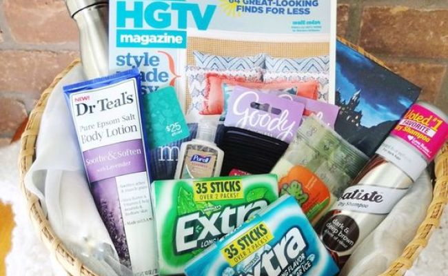 10 Great Diy New Mom Gift Basket Ideas Meaningful Gifts