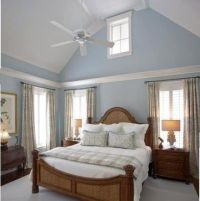 Master Bedroom With Vaulted Ceiling Design Ideas, Pictures