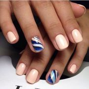 nail art #2216 classic
