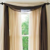 American Living Cape Sheer Scarf Valance - jcpenney | Home ...
