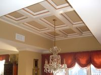 faux coffered ceiling kits | Creative CEILING Ideas ...