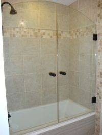Tub shower combo, Shower doors and Tub shower doors on ...