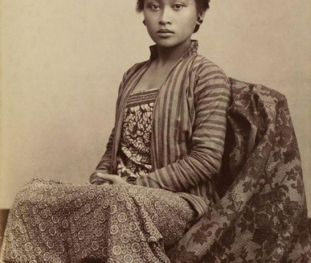 Wanita Jawa Tempo Dulu