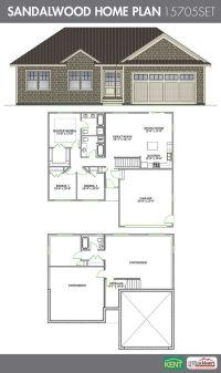 Sandalwood 4 bedroom, 3 bath home plan. Features: open ...