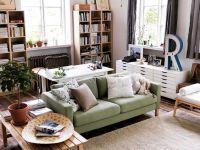 IKEA Karlstad Sofa | IKEA KARLSTAD | Pinterest | Flats ...