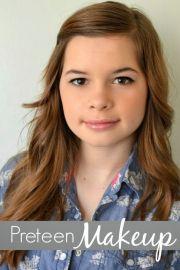 teen hair posts and preteen makeup