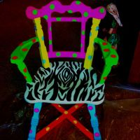 Funky Chair- fun author's chair | Author's Chair ...