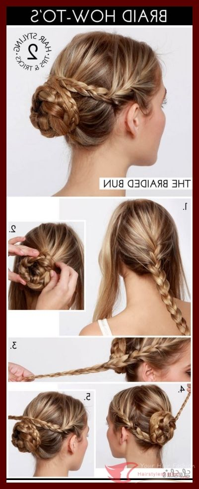 cool Stepbystep Learn New Hairstyles