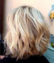 beachy waves short hair http