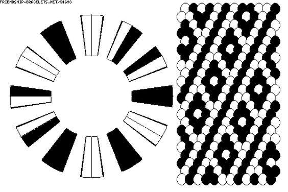 Bracelets, Patterns and Color 2 on Pinterest