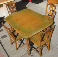 kitchen table in 1940s | ... & COLLECTIBLES: SOLD ...