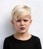 boy hair cuts and undercut