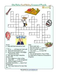 Free Printable Health Worksheets For Elementary Students ...
