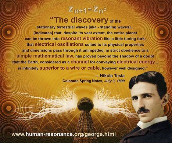 Nikola Tesla39s Free Energy Receiver